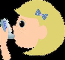 Crise d'asthme