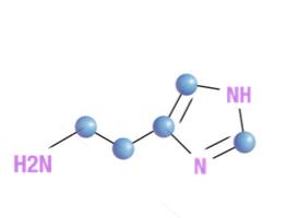 La libération d'histamine ou histaminolibération
