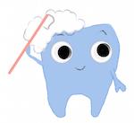 premières dents de bébé