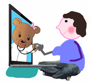 Un pédiatre en ligne,  des Conseils en Pédiatrie