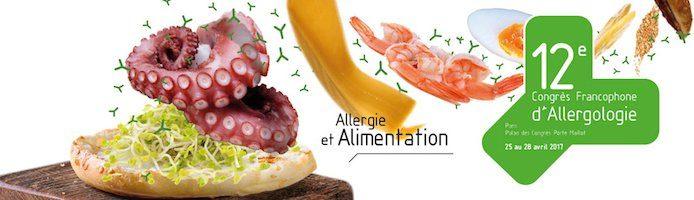 Le Congrès Français d'Allergologie 2017